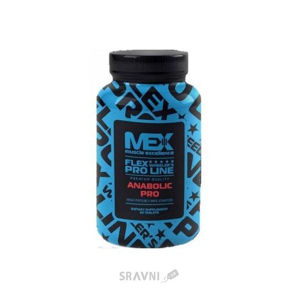 Фото MEX Anabolic Pro 60 tabs (30 servings)