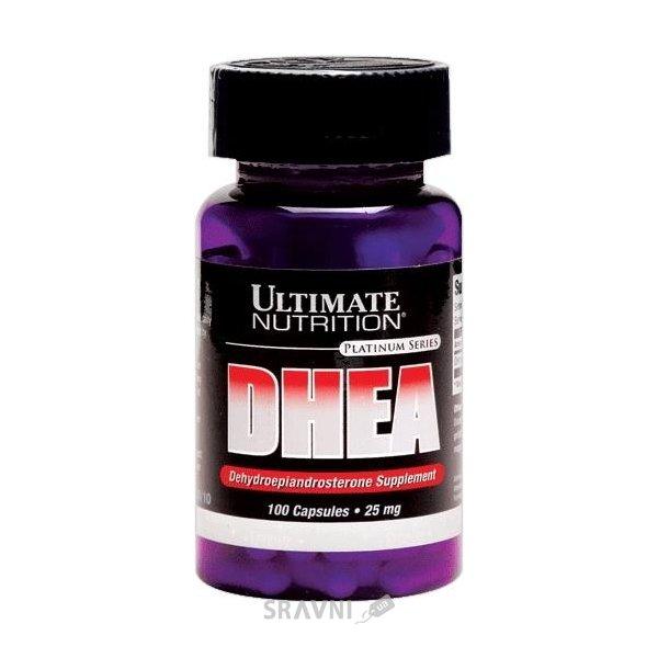 Фото Ultimate Nutrition DHEA 25 mg 100 caps