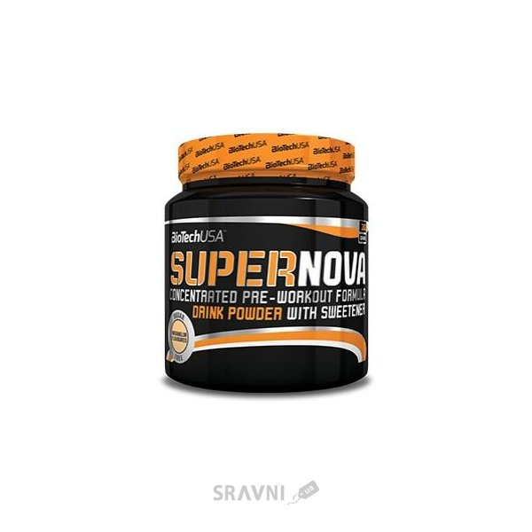 Фото BioTech SuperNova 282 g (30 servings)