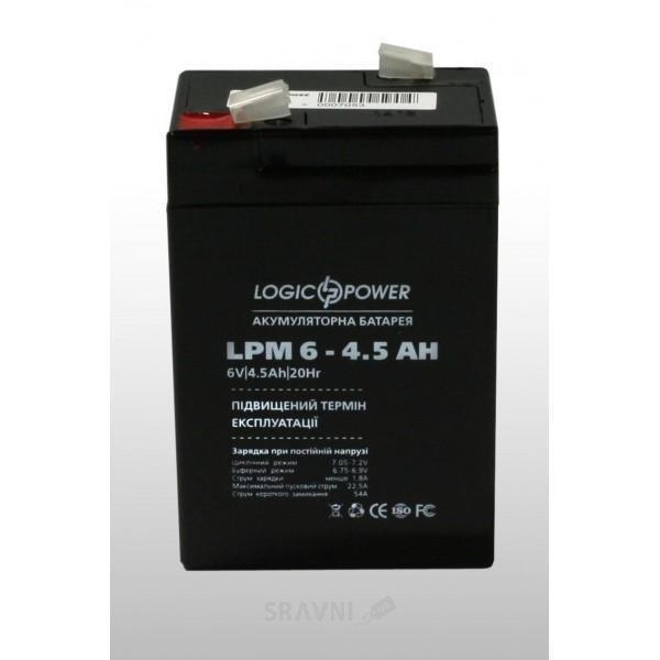 Фото LogicPower LPM 6-4.5 AH