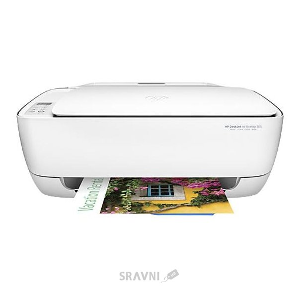 Фото HP DeskJet Ink Advantage 3635