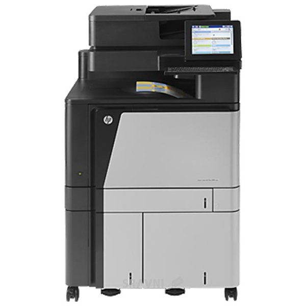 Фото HP Color LaserJet Enterprise flow MFP M880z+