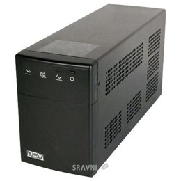 Powercom Black Knight Pro BNT-1200AP