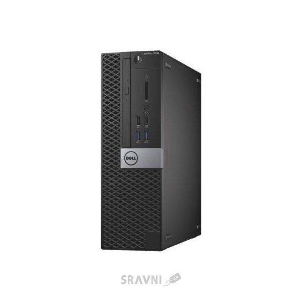 Фото Dell OptiPlex 7040 SFF (210-SF7040-i7W)