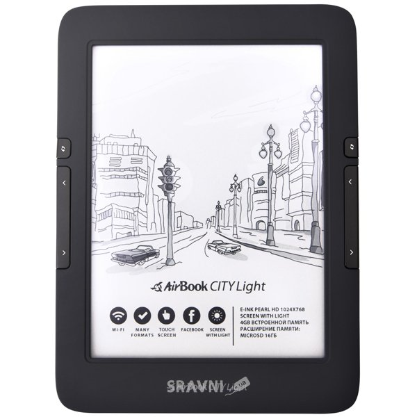 Фото AirBook City Light Touch