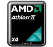 Фото AMD Athlon II X4 740