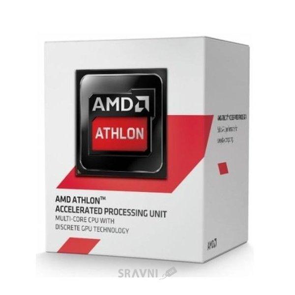 Фото AMD Athlon x4 5350