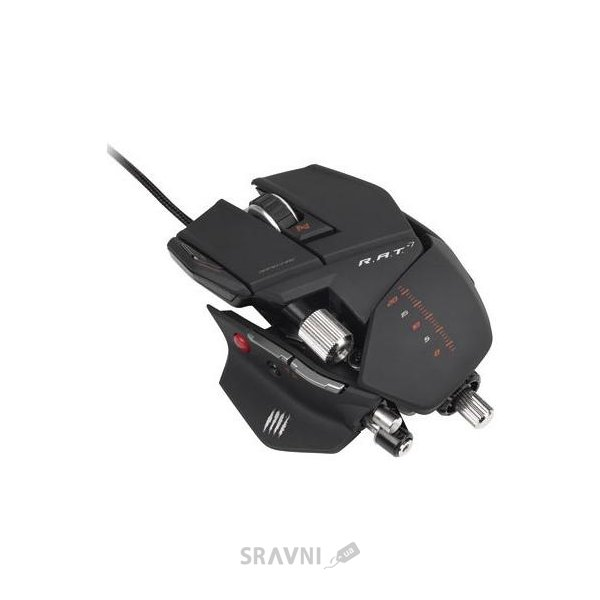 Фото Mad Catz R.A.T. 7 Gaming Mouse