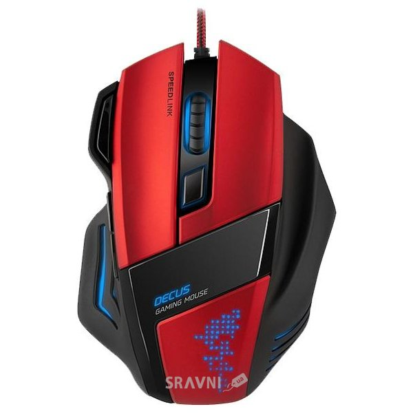 Фото Speed-Link Decus Gaming Mouse (SL-6397)