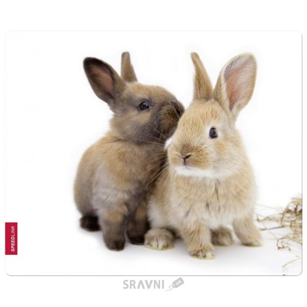 Фото Speed-Link SILK Mousepad Rabbit (SL-6242-RABBIT)