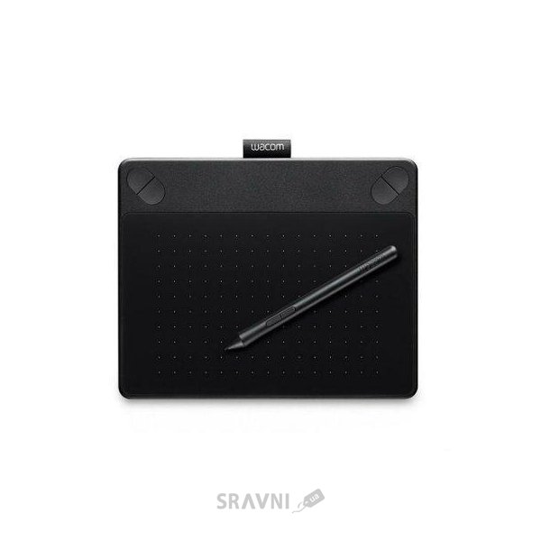 Фото Wacom Intuos Art PT S North Black (CTH-490AK-N)