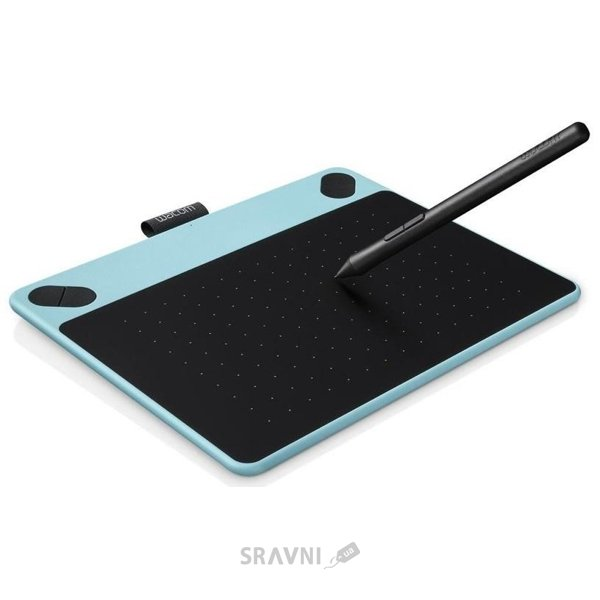 Фото Wacom Intuos Art PT M North Blue (CTH-690AB-N)