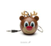 Фото KitSound 1.0 Mini Buddy Speaker Reindeer (KSNMBRDR)