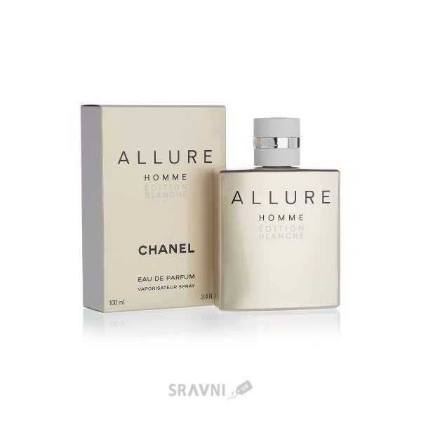 Фото Chanel Allure Homme Edition Blanche EDP