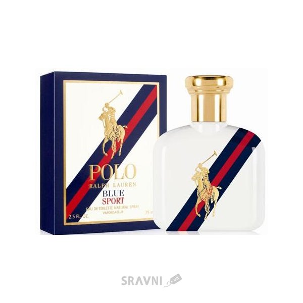 Фото Ralph Lauren Polo Blue Sport EDT