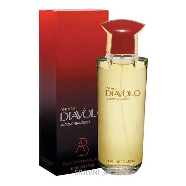 Фото Antonio Banderas Diavolo Men EDT