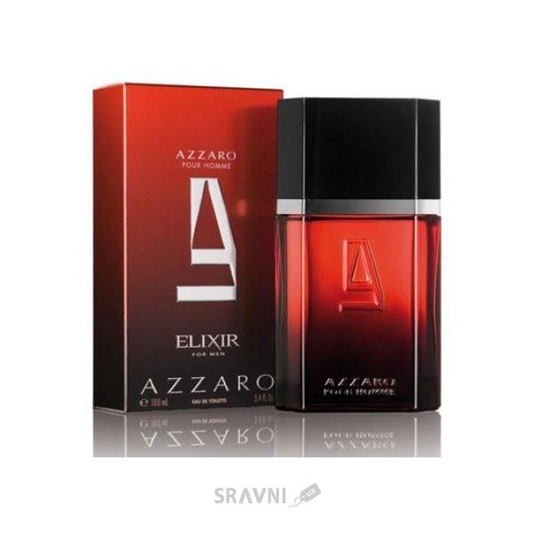 Фото Azzaro Pour Homme Elixir EDT