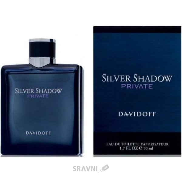 Фото Davidoff Silver Shadow Private EDT