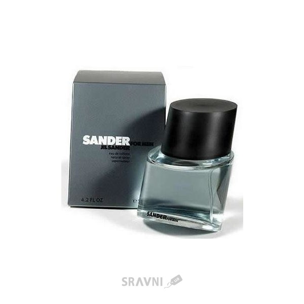 Фото Jil Sander Sander For Men EDT