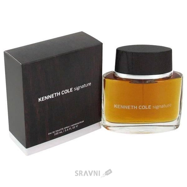 Фото Kenneth Cole Signature EDT