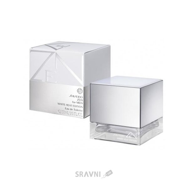 Фото Shiseido Zen White Heat Edition Men EDT