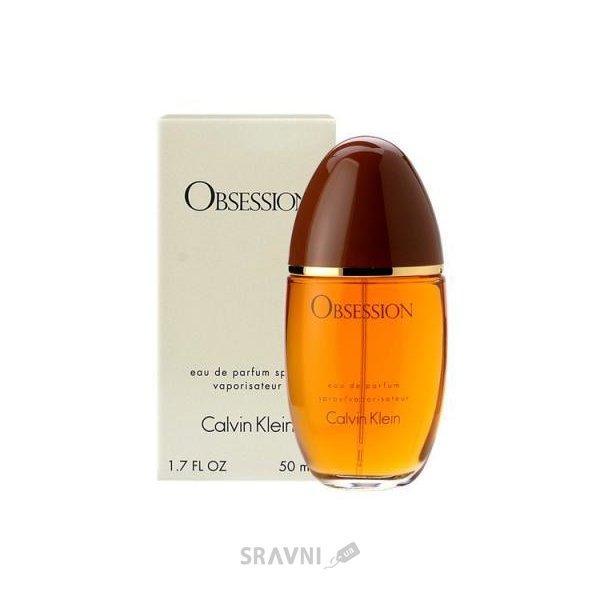 Фото Calvin Klein Obsession for Women EDP