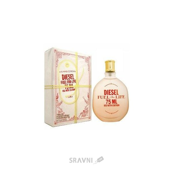 Фото Diesel Fuel for Life Summer Woman EDP