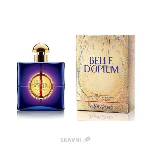 Фото Yves Saint Laurent Belle D'Opium Eclat EDP