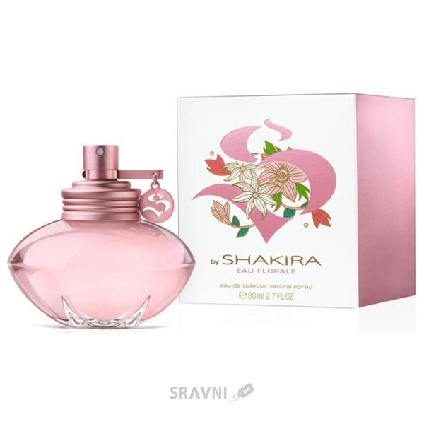 Фото Shakira Beauty S by Shakira Eau Florale EDT