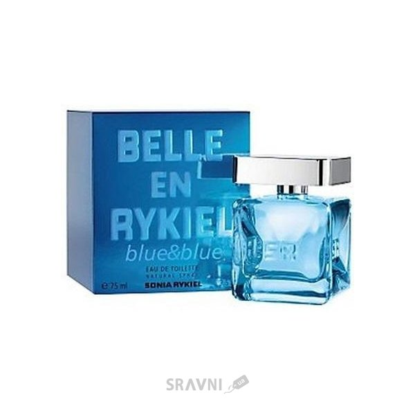 Фото Sonia Rykiel Belle En Rykiel Blue and Blue EDT