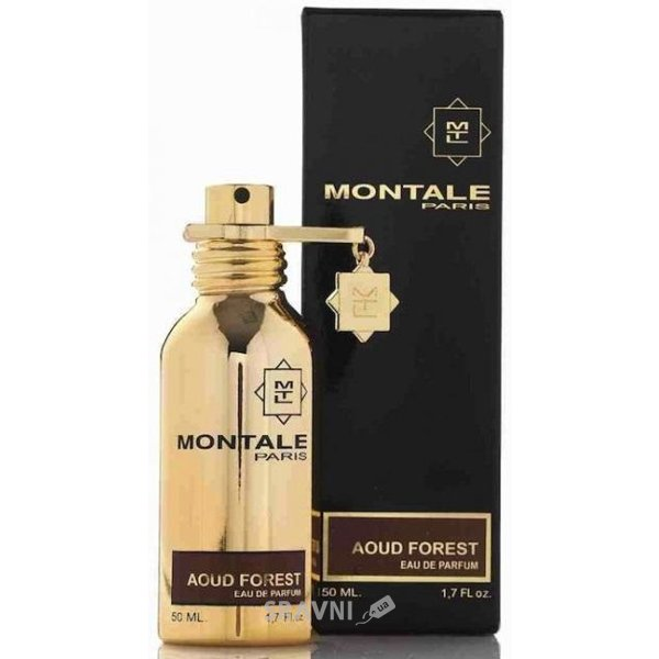 Фото Montale Aoud Forest EDP