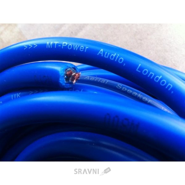 Фото MT-Power Aerial Speaker Wire 4/16 AWG