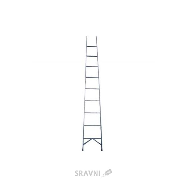 Фото ЗИМ Диэлектрическая лестница приставная 5 ступеней
