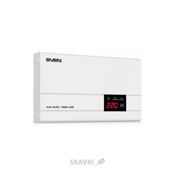 Фото Sven AVR SLIM-1000 LCD