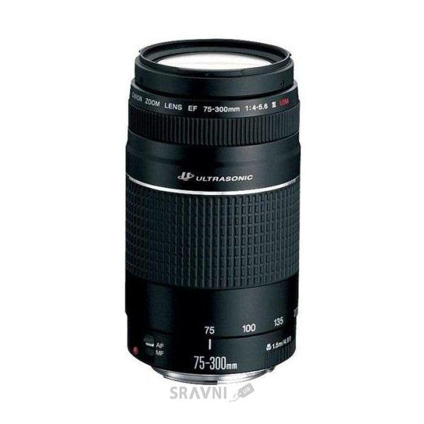 Фото Canon EF 75-300mm f/4-5.6 III USM