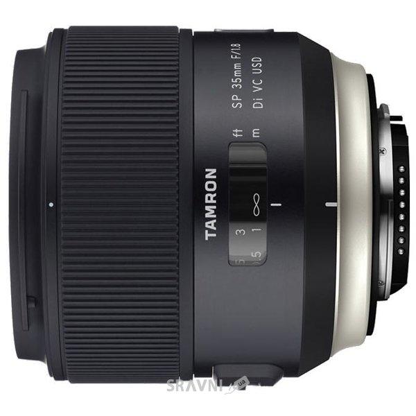 Фото Tamron SP AF 35mm f/1.8 Di VC USD Nikon F