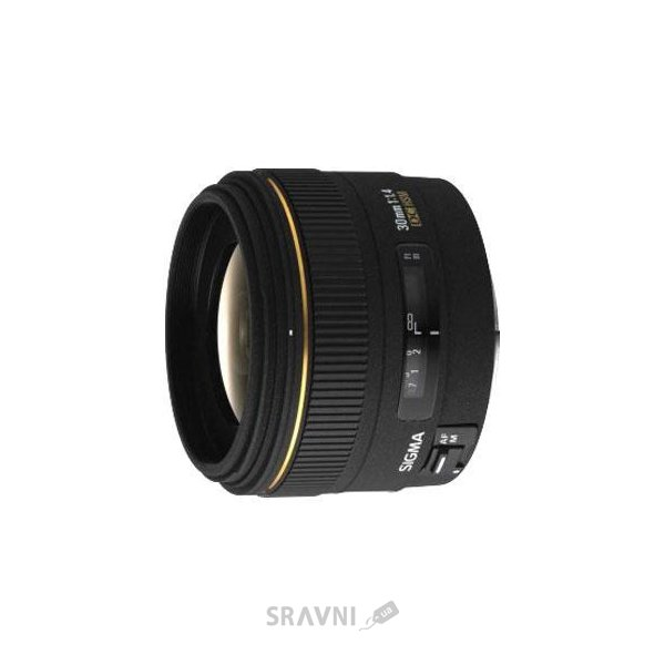 Фото Sigma 30mm F1.4 EX DC HSM Nikon F