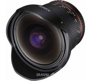 Фото Samyang 12mm f/2.8 ED AS NCS Fish-eye Canon EF-M