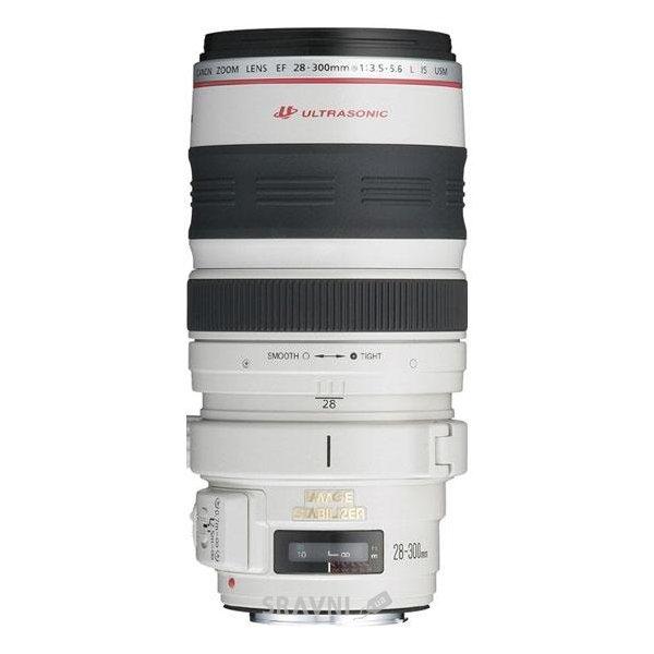 Фото Canon EF 28-300mm f/3.5-5.6L IS USM