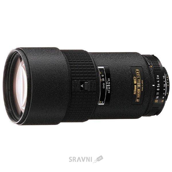 Фото Nikon 180mm f/2.8D ED-IF AF Nikkor