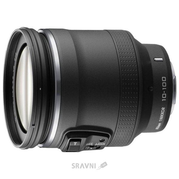 Фото Nikon 10-100mm f/4.5-5.6 VR PD-ZOOM Nikkor 1