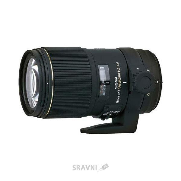 Фото Sigma 150mm f/2.8 EX DG OS HSM APO Macro Canon EF