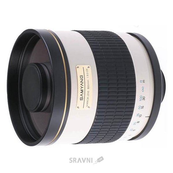 Фото Samyang 800mm f/8.0 MC IF Mirror T-Mount
