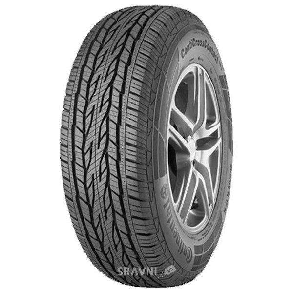 Фото Continental ContiCrossContact LX2 (215/65R16 98H)
