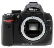 Фото Nikon D5000 body