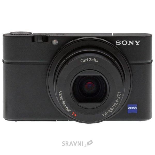 Фото Sony DSC-RX100