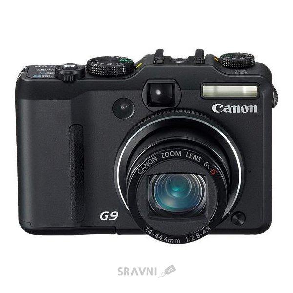 Фото Canon PowerShot G9