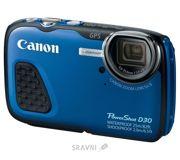 Фото Canon PowerShot D30