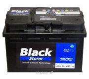 Фото AutoPart Black Storm 6СТ-60 Аз