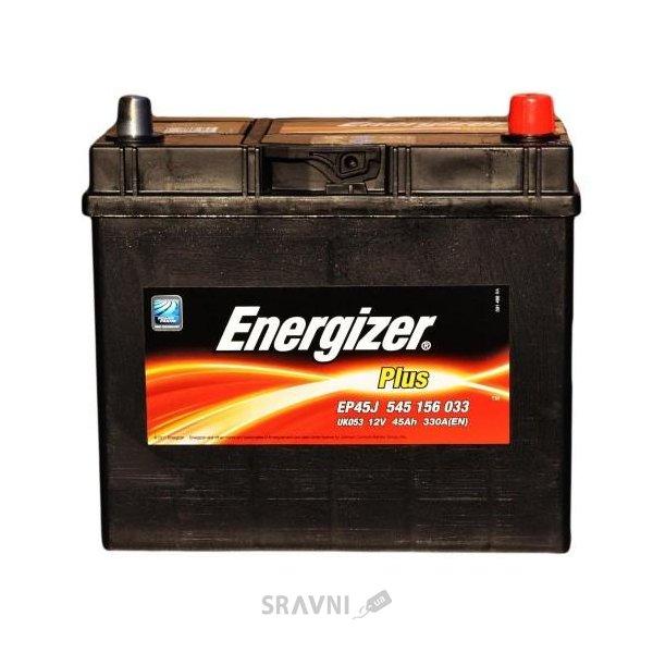Фото Energizer 6СТ-45 Plus (EP45JTP)